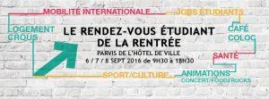 La Carte Jeunes Européenne au Forum de rentrée de la Maison de l'Europe de Paris
