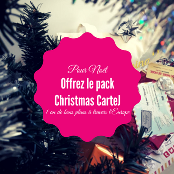 Pack Christmas CarteJ