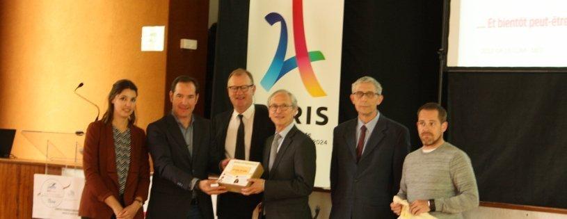 La Carte Jeunes Européenne offerte à 159 stagiaires aux métiers du sport par le CREPS Ile-de-France !