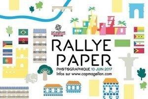 [EVENEMENT PARTENAIRE] Rallye Paper Photographique 2017, organisé par Cap Magellan à Paris