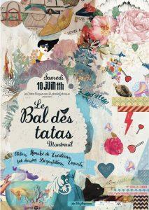 [EVENEMENT PARTENAIRE] Le Bal des Tatas, par les Tatas Flingueuses à Montreuil
