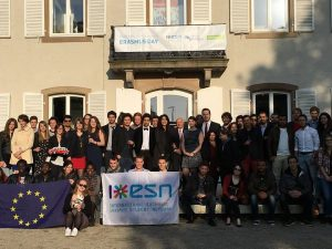 Erasmus Day et Simulation Parlement Européen