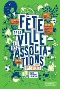 Fête de la Ville et des associations à Aubervilliers