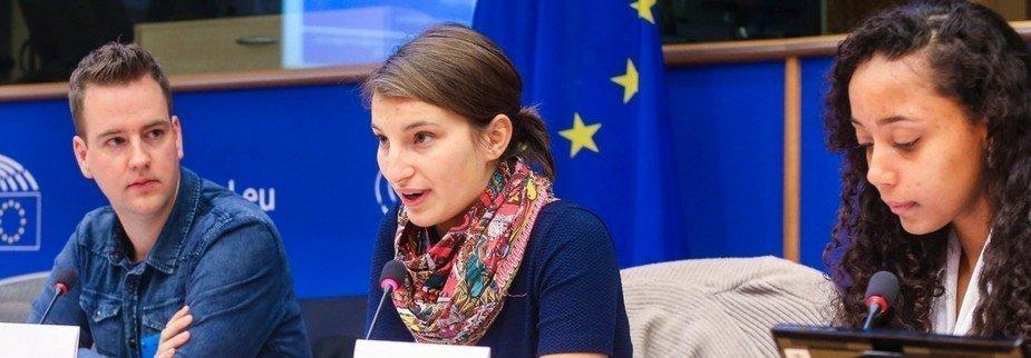 Participez au European Youth Event 2018