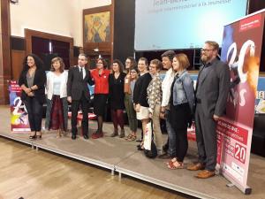 Célébration des 20 ans du Service Volontaire Européen