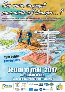 Forum de la mobilité européenne de Drancy