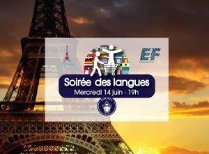 [EVENEMENT PARTENAIRE] Soirée des langues, par Parismus / ESN / EF à Paris