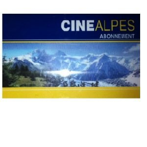 Logo CineAlpes