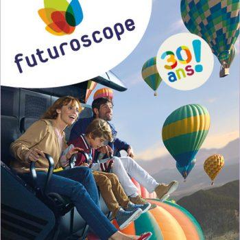 FUTUROSCOPE SAISON 2017 – E'BILLET