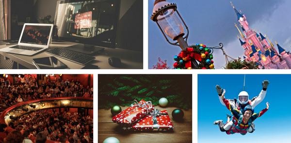 Noël – Vos idées cadeaux avec la #CarteJ !