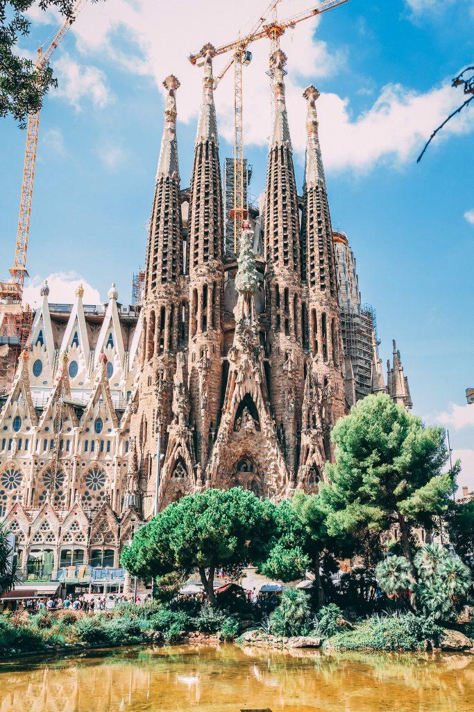 Photo de la Sagrada Familia
